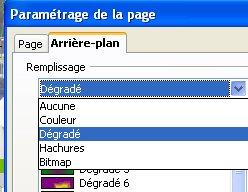 Le diaporama avec open office - Pagination automatique open office ...